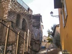 Ancien couvent de la Visitation Sainte-Claire -  Quartier de la Vieille Ville