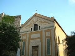 Ancien couvent de la Visitation Sainte-Claire -  Chapelle de la Visitation de Nice