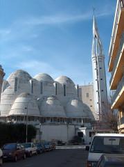 Eglise Sainte-Jeanne d'Arc -  Liberation, Nice, France