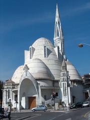 Eglise Sainte-Jeanne d'Arc -  Sainte Jeanne d'Arc