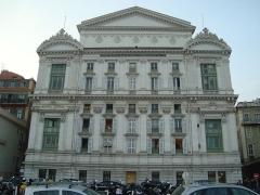 Opéra - Čeština: Nice Ville