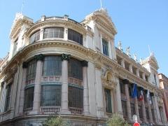 Opéra -  Opera de Nice, Nice, Provence-Alpes-Côte d'Azur, France