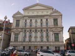 Opéra - Српски / srpski: Zgrada opere u Nici.