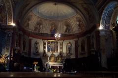 Eglise paroissiale Notre-Dame-de-l'Assomption -  Le coeur