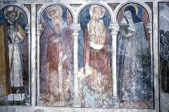 Chapelle Saint-Sébastien, dite Sainte-Claire -  Chapelle Saint-Sébastien de Venanson, Schutzheilige