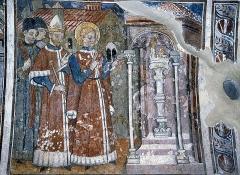 Chapelle Saint-Sébastien, dite Sainte-Claire -  Chapelle Saint-Sébastien de Venanson;