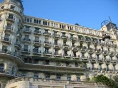 Regina, anciennement Excelsior Hôtel Regina - English: Le Regina, formerly Excelsior Régina Palace, in Nice, France.