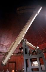 Observatoire d'astronomie du Montgros (également sur commune de La Trinité) -  Nice Observatory - 50cm Refractor