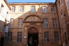 Ancien archevêché, puis Musée des tapisseries et théâtre - Français:   Musée des tapisseries, Aix-en-Provence (France).