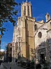 Cathédrale Saint-Sauveur - Cathédrale Saint Sauveur (Aix en Provence)