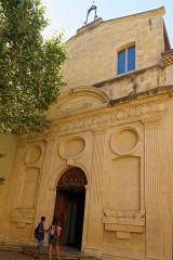 Chapelle des Pénitents Blancs des Carmes - Deutsch: ehemalige Chapelle des pénitents blancs Aix-en-Provence, jetzt Teil des Musée Granet
