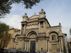 Eglise de la Madeleine, ou ancienne église des Prêcheurs -  Eglise de la Madeleine