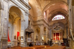 Eglise Saint-Esprit - Deutsch: Heilig-Geist-Kirche in Aix-en-Provence