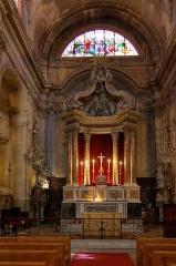 Eglise Saint-Esprit - Deutsch: Heilig-Geist-Kirche in Aix-en-Provence, Hauptaltar