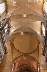 Eglise Saint-Esprit - Deutsch: Heilig-Geist-Kirche in Aix-en-Provence, Gewölbe des Mittelschiffs