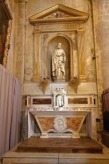 Eglise Saint-Esprit - Deutsch: Heilig-Geist-Kirche in Aix-en-Provence, linker Seitenaltar