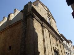 Eglise Saint-Esprit - Français:   Église du Saint-Esprit, 40 rue Espariat, Aix-en-Provence, France.