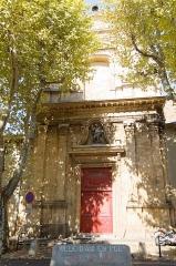 Eglise Saint-Jean-Baptiste du Faubourg - Deutsch: Kirche Saint-Jean-Baptiste du Faubourg in Aix-en-Provence