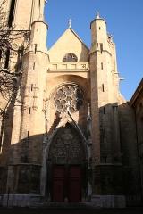 Eglise Saint-Jean-de-Malte - Église Saint-Jean-de-Malte, Aix-en-Provence (France).