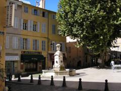 Fontaine des Tanneurs -  Aix-en-Provence