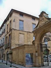 Hôtel Boyer d'Eguilles - Français:   Aix - Hotel Boyer d\'Eguilles
