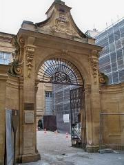 Hôtel Boyer d'Eguilles - Français:   Aix - Hotel Boyer d\'Eguilles portail