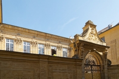 Hôtel Boyer d'Eguilles - Deutsch: Hôtel Boyer d'Éguilles in Aix-en-Provence