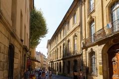 Hôtel Boyer de Fonscolombe dit aussi de Saporta ou de Vitrolles - Deutsch: Hôtel Boyer de Fonscolombe in Aix-en-Provence