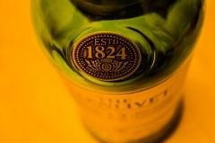 Hôtel d'Estienne de Saint-Jean, actuellement Musée du Vieil Aix - English: The stamp on a Glenlivet bottle that says-