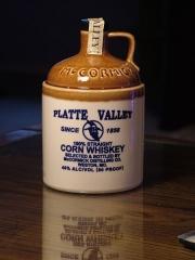 Hôtel d'Estienne de Saint-Jean, actuellement Musée du Vieil Aix - English: A photo of a jug of McCormick Platte Valley 100% straight corn whiskey, 80 proof, taken 2013.