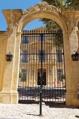 Hôtel de Réauville ou de la Tour d'Aigues ou de Caumont - Deutsch: Hôtel de Caumont in Aix-en-Provence, Sitz des Caumont Centre d'Art