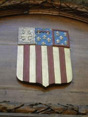 Hôtel de ville - English: Aix en Provence Town hall - coat of arms