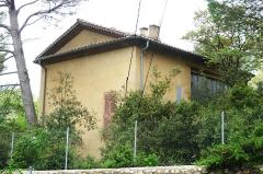 Pavillon de Cézanne - Deutsch: Atelierhaus von Paul Cézanne.