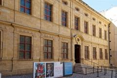 Prieuré des Hospitaliers de Saint-Jean-de-Malte, actuellement Musée Granet - Deutsch: Musée Granet in Aix-en-Provence