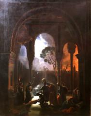 Prieuré des Hospitaliers de Saint-Jean-de-Malte, actuellement Musée Granet -