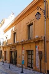 Théâtre municipal - Deutsch: Das Théâtre du Jeu de Paume in Aix-en-Provence