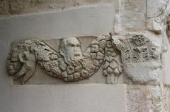 Chapelle romane du cimetière - Deutsch: Friedhofskapelle Saint-Pierre-ès-Liens in Alleins
