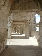 Amphithéatre ou Arènes - Amphithéâtre d'Arles