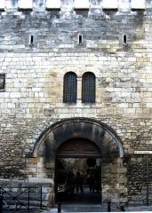 Hôtel de ville - English: Palace of podestats (Arles)