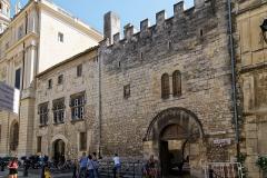 Hôtel de ville - Deutsch: Palais des Podestats in Arles