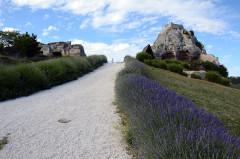 Baumes de Roucas - Deutsch: Les Baux-de-Provence