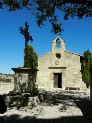 Chapelle des Pénitents Blancs (ou chapelle Sainte-Estelle) -  Chapelle St.Blaise, Les Baux de Provence