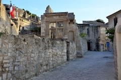 Hôtel de Manville - Deutsch: Les Baux de Provence, historisches Dorf
