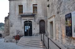 Immeuble dit Restes de la Maison du Roi - Deutsch: Les Baux de Provence, historisches Dorf