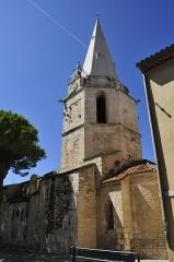 Chapelle Notre-Dame de Caderot - Deutsch: Berre-l'Étang: Kapelle Notre Dame de Caderot