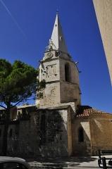 Chapelle Notre-Dame de Caderot - Deutsch: Berre-l'Étang: Kapelle Notre Dame de Caderot, Blick aus Norden