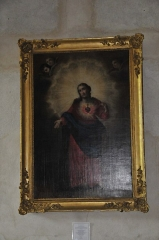 Chapelle Notre-Dame de Caderot - Deutsch: Berre-l'Étang: Kapelle Notre Dame de Caderot, Wandgemälde