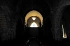 Chapelle Notre-Dame de Caderot - Deutsch: Berre-l'Étang: Kapelle Notre Dame de Caderot, Chorfenster