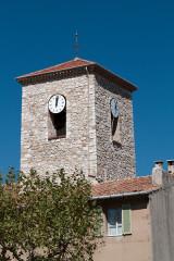 Eglise - English: Bouc-Bel-Air, Bouches-du-Rhône (France).