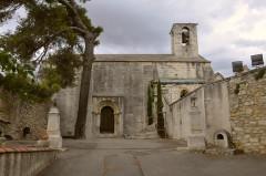 Chapelle de Saint-Marcellin - Deutsch: Boulbon, Chapelle Saint Marcellin